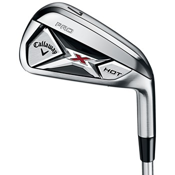 Callaway X Hot Pro Iron Set Preowned Golf Club