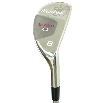 Cleveland Bloom Berry Plaid Iron Set Preowned Golf Club