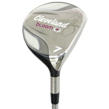 Cleveland Bloom Berry Plaid Fairway Wood Preowned Golf Club