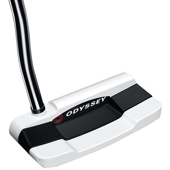Odyssey Versa #1 Wide White Putter Preowned Golf Club
