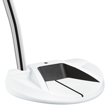 TaylorMade White Smoke Big Fontana Putter Preowned Golf Club
