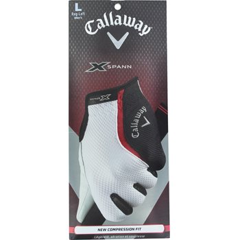 Callaway X Spann Golf Glove Gloves
