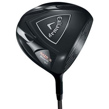 Callaway RAZR X Black Ti Driver Preowned Golf Club