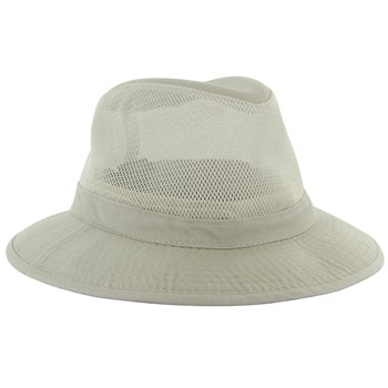 Dorfman Pacific Safari Garment Washed Headwear Bucket Hat Apparel