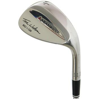 Adams Tom Watson 2010 Chrome Wedge Preowned Golf Club