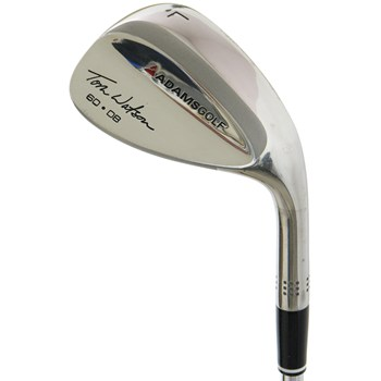 Adams Tom Watson 2010 Chrome Wedge Preowned Golf Club