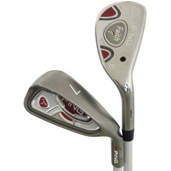 Ping Faith Hybrid Iron Set Preowned Golf Club