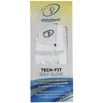 Global Golf Tech-Fit Golf Glove Gloves