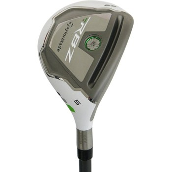 TaylorMade RocketBallz Chrome Rescue Hybrid Preowned Golf Club
