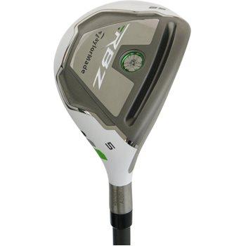 TaylorMade RocketBallz Chrome Rescue Hybrid Preowned Golf Club