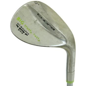 Cobra Big Trusty Rusty Rust Wedge Preowned Golf Club