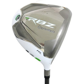 TaylorMade RocketBallz Bonded Chrome Driver Preowned Golf Club