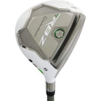 TaylorMade RocketBallz Chrome Fairway Wood Preowned Golf Club