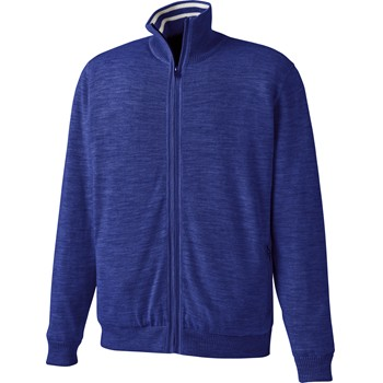 FootJoy Performance Lined Full-Zip Sweater Outerwear Pullover Apparel