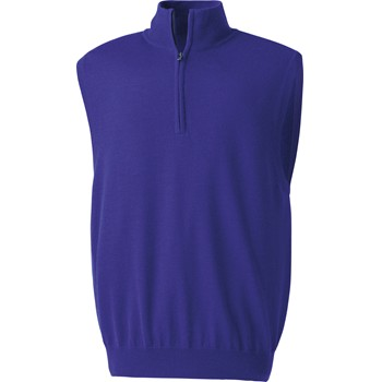 FootJoy Merino Half-Zip Sweater Outerwear Vest Apparel