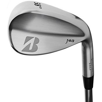 Bridgestone J40 Satin Chrome Wedge Preowned Golf Club