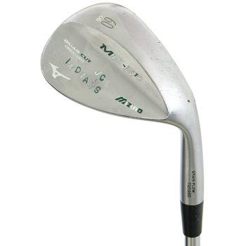 Mizuno MP R-12 White Satin Chrome Custom 1 Wedge Preowned Golf Club