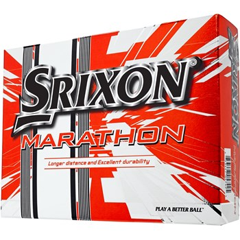 Srixon Marathon Golf Ball Balls