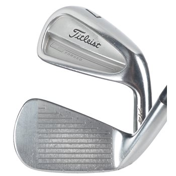 Titleist CB 714 Forged Iron Set Preowned Clubs