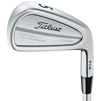 Titleist CB 714 Forged Iron Set Golf Club