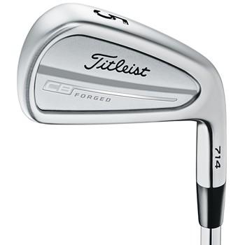 Titleist CB 714 Forged Iron Set Golf Club