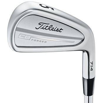 Titleist CB 714 Forged Iron Set Preowned Golf Club