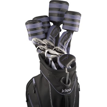 Adams Idea Blackberry Club Set Preowned Golf Club
