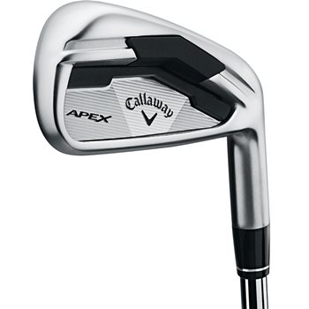 Callaway Apex Forged Iron Set Preowned Golf Club