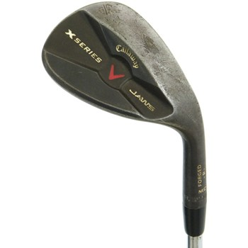 Callaway X-Series Jaws Dark Vintage Wedge Preowned Golf Club