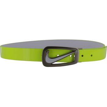 Nike Swoosh Cutout Skinny Reversible Accessories Belts Apparel