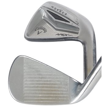 Callaway Apex Pro Forged Iron Set Preowned Clubs