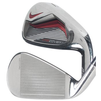 Nike VR-S Covert 2.0 Iron Set Preowned Clubs