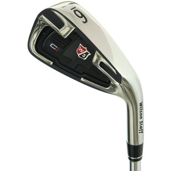 Wilson Staff Ci Iron Set Preowned Golf Club