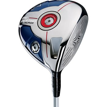 Callaway Big Bertha Alpha Driver Preowned Golf Club