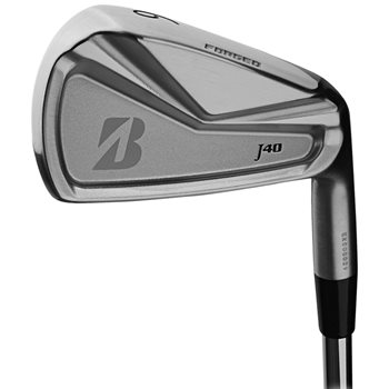 Bridgestone J40 Cavity Back Iron Set Preowned Golf Club