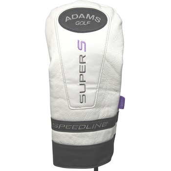 Adams Ladies Speedline Super S Driver Headcover Preowned Accessories