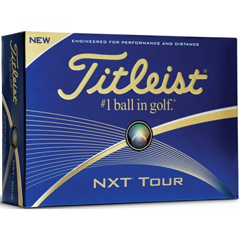 Titleist NXT Tour Golf Ball Balls