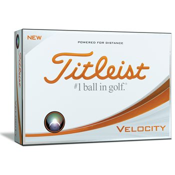 Titleist Velocity Golf Ball Balls