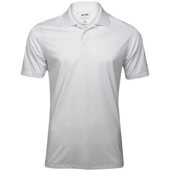Adidas Climalite Solid Shirt Polo Short Sleeve Apparel