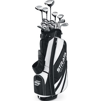 Callaway Strata Ultimate 18-Piece Club Set Clubs