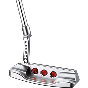 Titleist Scotty Cameron Select Silver Mist Newport Putter Golf Club