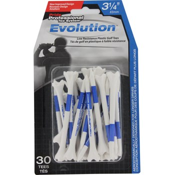 "Pride Evolution PTS Blue 3 1/4"" Golf Tees Accessories"