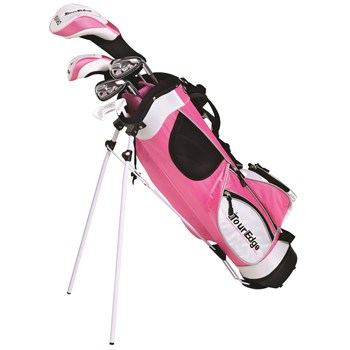 Tour Edge Bazooka HT Max-J Girls Medium 4x1 Club Set Golf Club