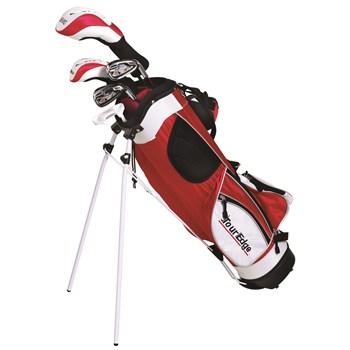 Tour Edge Bazooka HT Max-J Boys Large 4x1 Club Set Golf Club