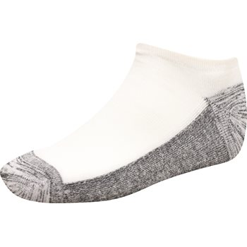 FootJoy ProDry Low Cut White 2-Pack Socks Ankle Apparel