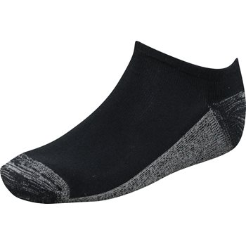 FootJoy ProDry Low Cut Black 2-Pack Socks Ankle Apparel