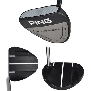 Ping Ketsch Putter Preowned Clubs