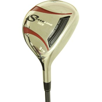 Adams Speedline Tech Fairway Wood Preowned Golf Club