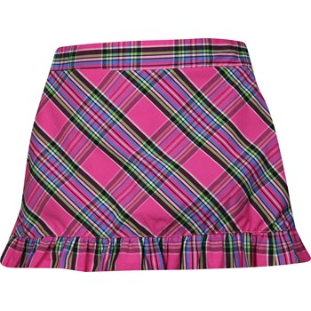 Golftini Girl Plaid Tartan Skort Regular Apparel