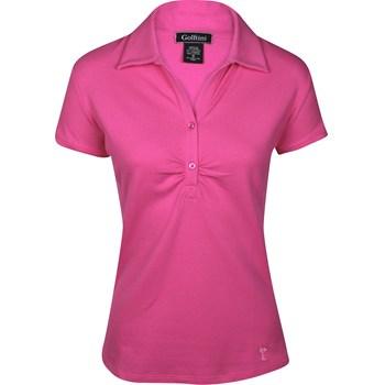 Golftini Button Shirt Polo Short Sleeve Apparel